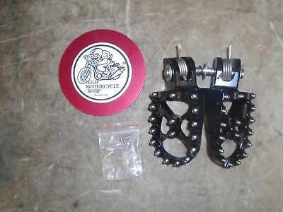 2010 - 2013 Bmw R1200Gs Front Foot Peg Pair