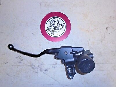 2010 - 2013 Bmw R1200Gs Clutch Master Cylinder With Lever
