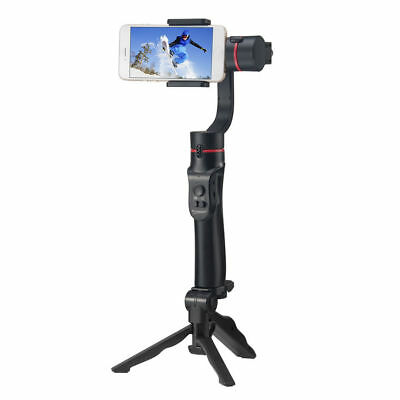 UK 3-Axis Handheld Mobile Phone Gimbal Stabilizer for Smart Phone Action Camera