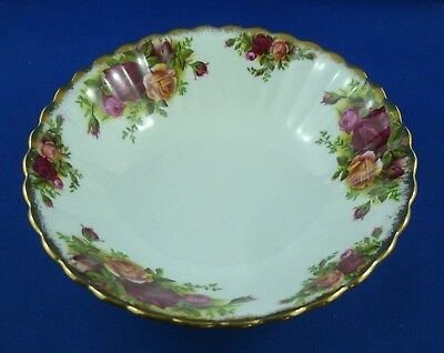 Estate Breakfast Bowl Old Country Roses By Royal Albert Made In England