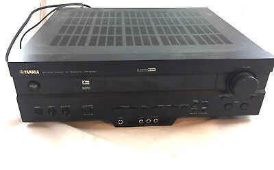 YAMAHA HTR-5440 === 5.1ch / 400w Home Theater Receiver with Digital Inputs