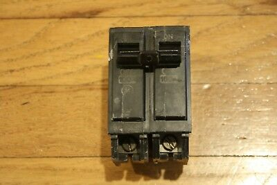 GE Q-Line 100 Amp 2 in. Double-Pole Circuit Breaker