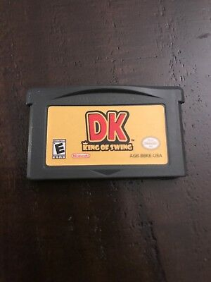 Dk Gameboy Advance (game Only)