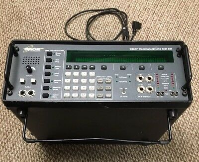 Sage Instruments 935AT Communications Test Set Voice & Data Test Equipment