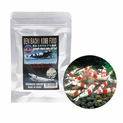 Aquarium Fish Food Fish Forage Crystal Shrimp Feeding Seaweed Natural Vitamin