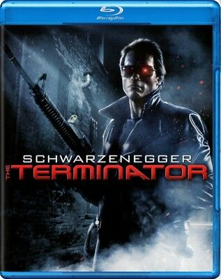 The Terminator 1984 Blu-ray 2013 release - VERY GOOD - NEVER PLAYED