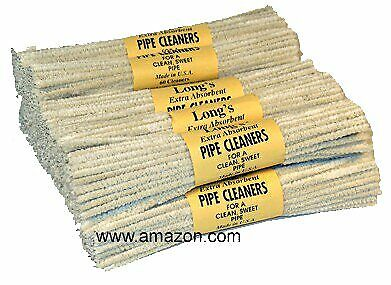 BJ Long Standard Pipe Cleaners - 10 Packs