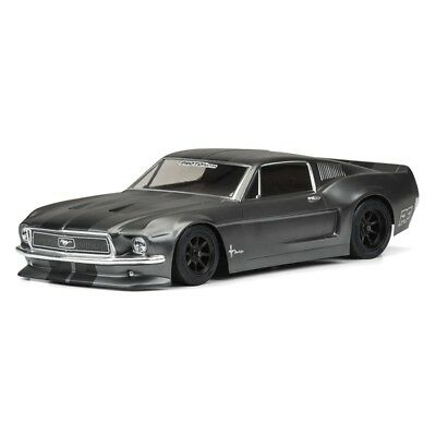 PROTOform 1558-40 1968 Ford Mustang Clear Body VTA Class
