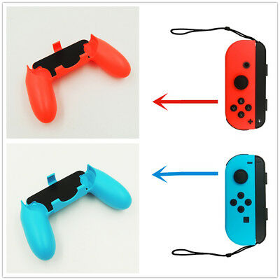 For Nintendo Switch Joy-con Controller Handle Grip Holder Light Weight 2 pcs