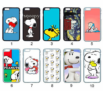 Peanuts Snoopy Van Gogh Starry Birdy Case For Samsung Galaxy And iPhone XS iPod