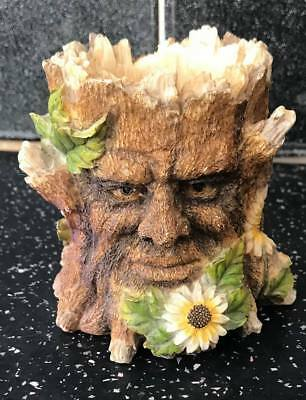 Latex Craft Mould To Make Treeman Candle Holder Art & Crafts Hobby