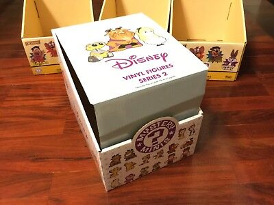 "Funko mystery minis disney series 2  - Display case x 1  "" box only """