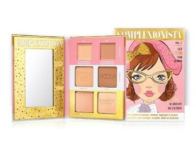 Benefit The Complexionista Face Palette Limited Edition New Sealed *FAST POST*