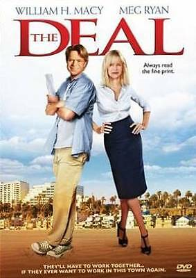 The Deal (DVD, 2009) RARE MEG RYAN WILLIAM H MACY ROMANTIC COMEDY BRAND NEW
