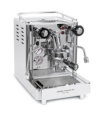 Quick Mill 0980 Andreja Premium Evo Espresso & Cappuccino Machine Coffee Maker