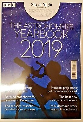 Bbc Sky At Night Magazine = The Astronomer's Year Book 2019 = Observing Guide