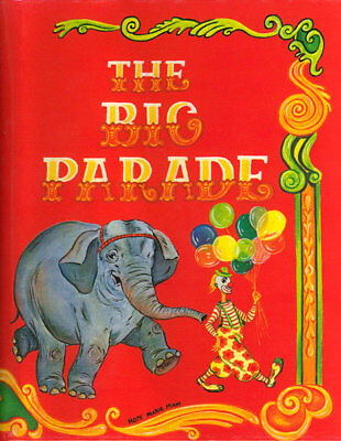 Personalized Children's Story Book-The Big Parade-Hard Cover-FREE Shipping