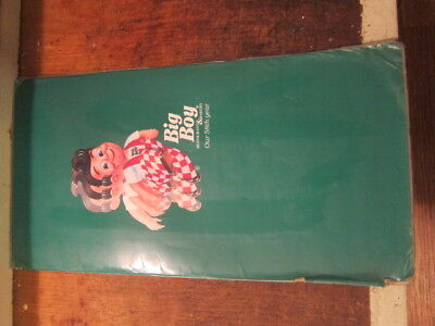 Vintage Bobs Big Boy Original Menu Late 80's Early 90's Menu  PLUS CHECK IT OUT