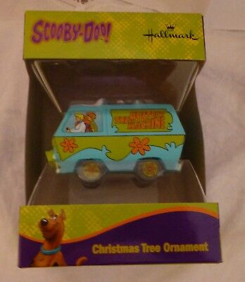 Scooby doo Hallmark Christmas Ornament The Mystery Machine
