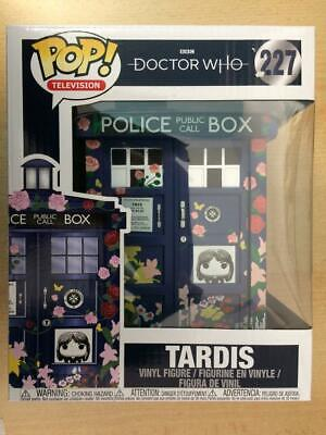 Doctor Who Tardis In Memoria Di Clara Funko Pop! Tardis Memorial Clara Big ...