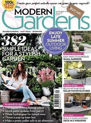 Modern Gardens Magazine #30 (Brand New Back Issue)