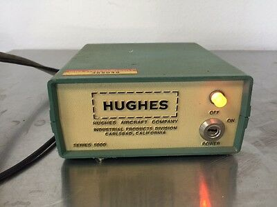 Hughes Aircraft Company Laser Power Supply Series 5000 Model 5040
