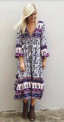 Authentic Vintage Spell And Gypsy Midi BNWT
