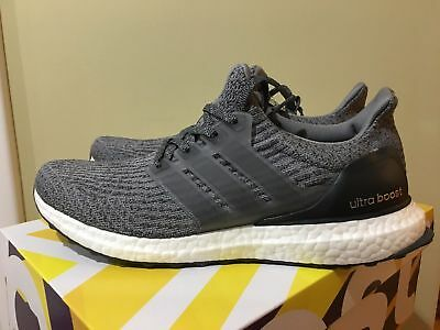 huge selection of 3d6b5 488b1 ADIDAS ULTRA BOOST 3.0 Mystery Grey BA8849