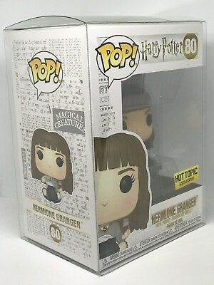 Funko Pop #80 Harry Potter Hermione Granger Seated w Cauldron / Hot Topic Excl.