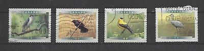 """Canada  # 1770 - 1773  """" Birds of Canada - 4a  """"  Used Set of 4"""