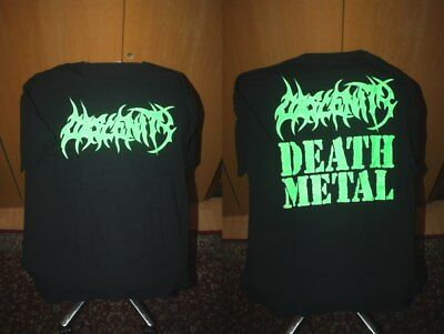 Obscenity - Death Metal T Shirt XL Immolation Deicide Obituary Cannibal Corpse