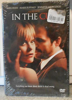 In the Cut (DVD, 2004, R-Rated Version) RARE MEG RYAN THRILLER BRAND NEW