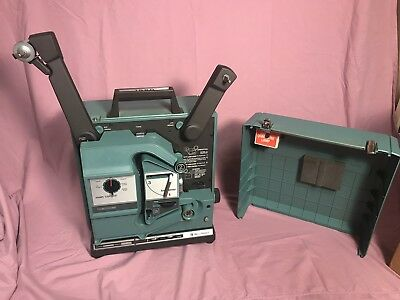 Bell & Howell model 1580 Film Sound 16 mm Projector Tested Working ~Very Clean!~