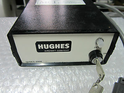 HUGHES HELIUM NEON power supply for LASER WORKING FINE #1