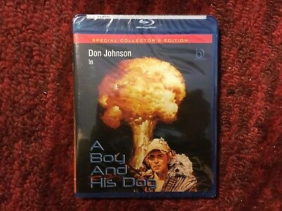 A Boy and His Dog with Don Johnson + Jason Robards : New Blu-ray