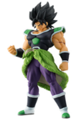 BANDAI DRAGON BALL Z Super HG Movie EDDITION Vol.2 Broly Japan import NEW