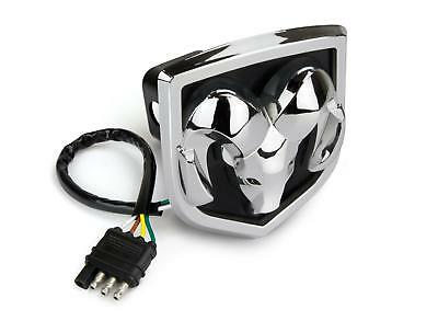 Reese Towpower Led Dodge Ram Lighted Hitch Cover New Read