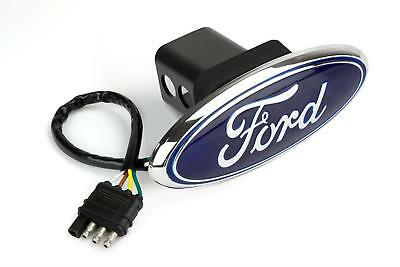 Reese Towpower Led Ford Lighted Hitch Cover New*