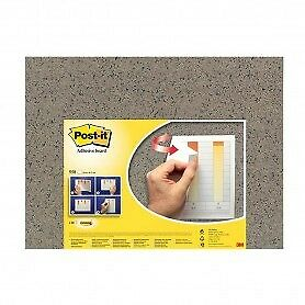 Post-it® Memoboard 558 Post-It - 45x58 cm - 558 SUGHERO