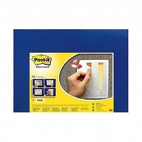 Post-It® Memoboard 558 - 58,5 X46 cm - Blu Chiaro - 558Nb-Eu