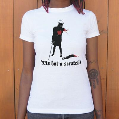 Monty Python | Tis But A Scratch! T-Shirt (Ladies)