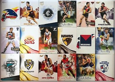 AFL Select Team Sets - Pick Your Team - Over 100 different sets to choose from