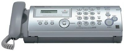 "Panasonic KX-FP205 Fax Machine/Personal Copier Speakerphone Silver 16""x1'"