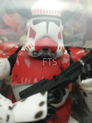 Star Wars Shocktrooper Unleashed 6 inch out of production Hasbro new MINMB