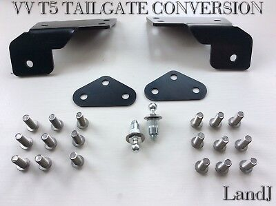 VW T5 And 5.1 Tailgate Conversion Kit Volkswagen