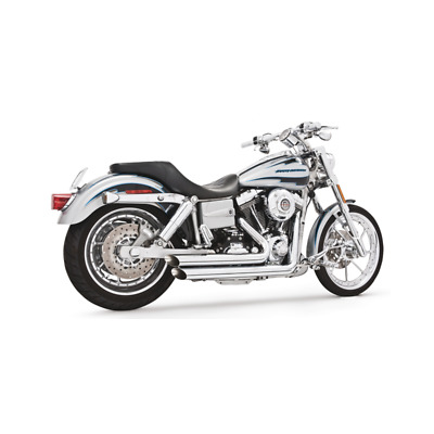 Echappement Freedom Performance Amendment chrome Dyna 06-17