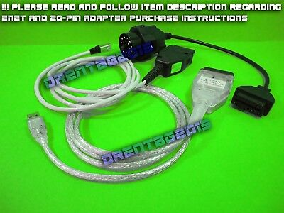 *latest* 2020 Bmw Diagnostic Tool Kit Ista + D 4.15.13 - P 3.66.0.300 K Can Inpa