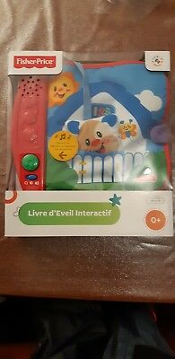 133d63321a56c FISHER-PRICE LIVRE INTERACTIF Comptines