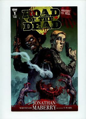 Road of the Dead Highway to Hell #1 IDW Comics Cover A Buy More and Save!