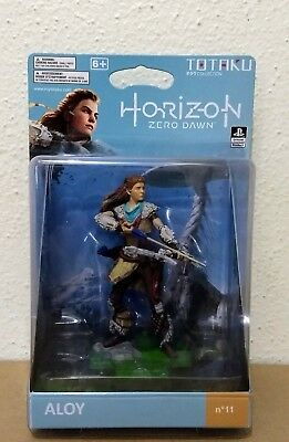 Totaku Collection Horizon Zero Dawn Aloy Figure New!